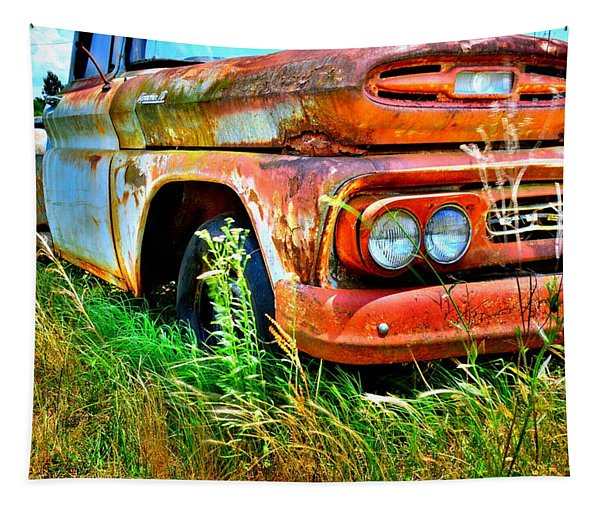 1961 Chevrolet Apache 10 5 Tapestry