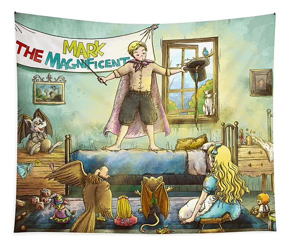 Mark The Magnificent Tapestry