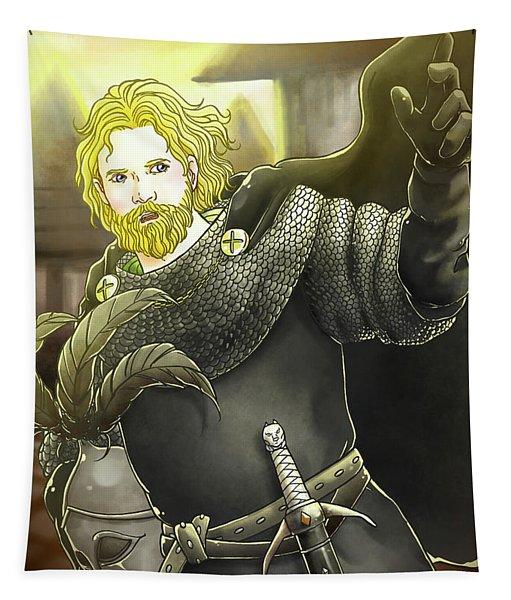 Robin Hood Baron Fitzwalter Tapestry