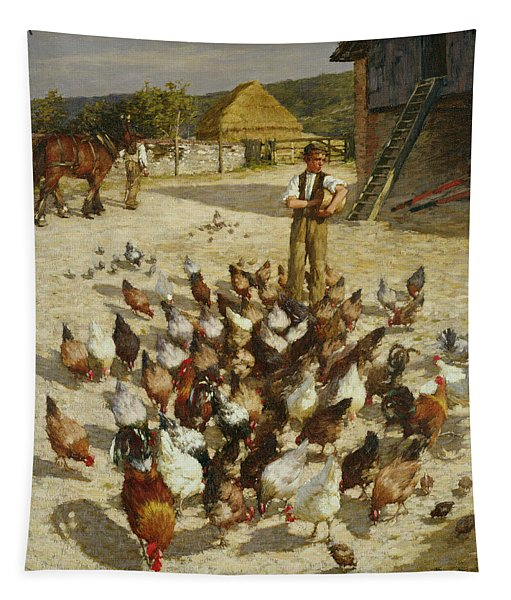 A Sussex Farm Tapestry