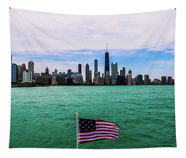 American Chi 2 Tapestry