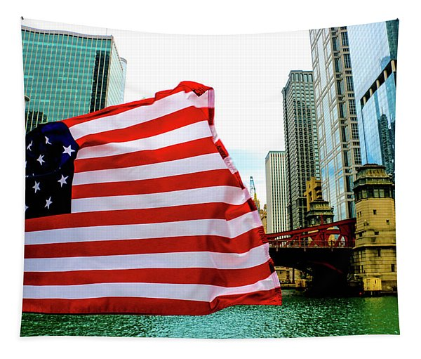 American Chi Tapestry