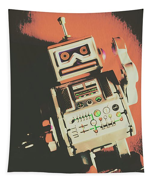 Android Short Circuit  Tapestry