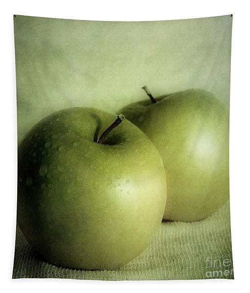 Apple Painting Tapestry