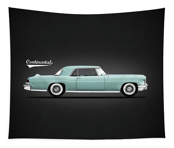 Lincoln Continental Mk2 1956 Tapestry