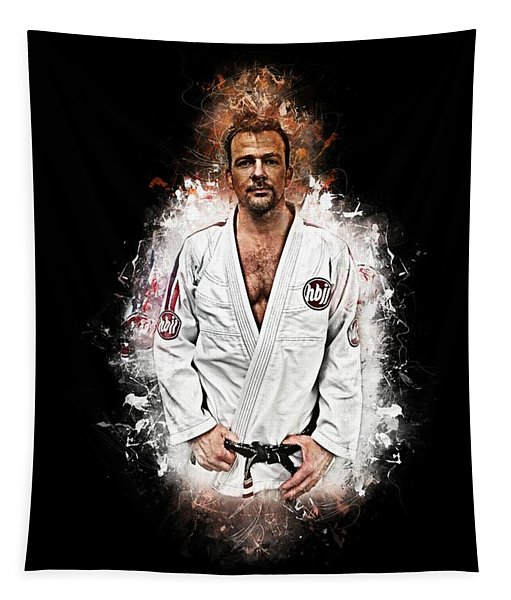 Bjj Flanery Tapestry