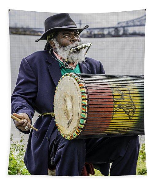 Bang That Drum Tapestry