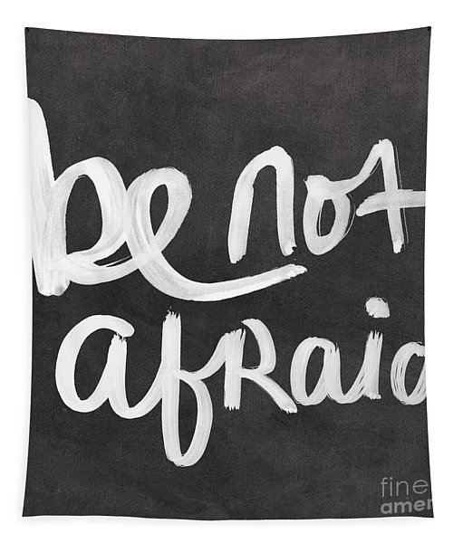 Be Not Afraid Tapestry