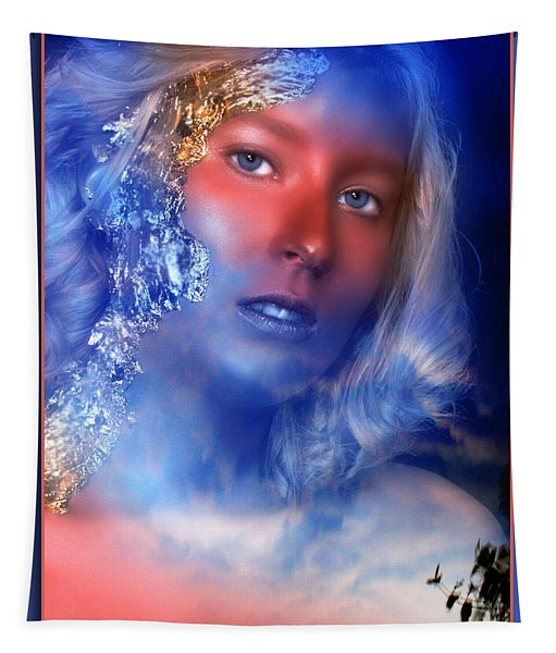 Beauty In The Clouds Tapestry
