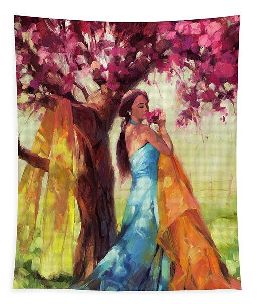 Blossom Tapestry
