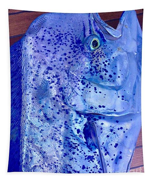 Blues Mahi Tapestry