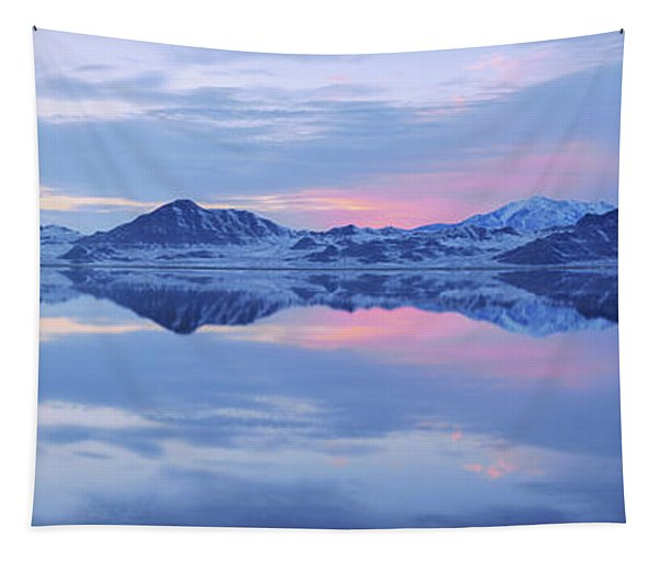 Bonneville Lake Tapestry