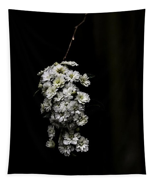 Bouquet Of White Tapestry