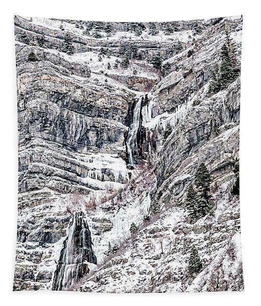 Bridal Veil Falls Canvas Print,photographic Print,art Print,framed Print,greeting Card,iphone Case,s Tapestry