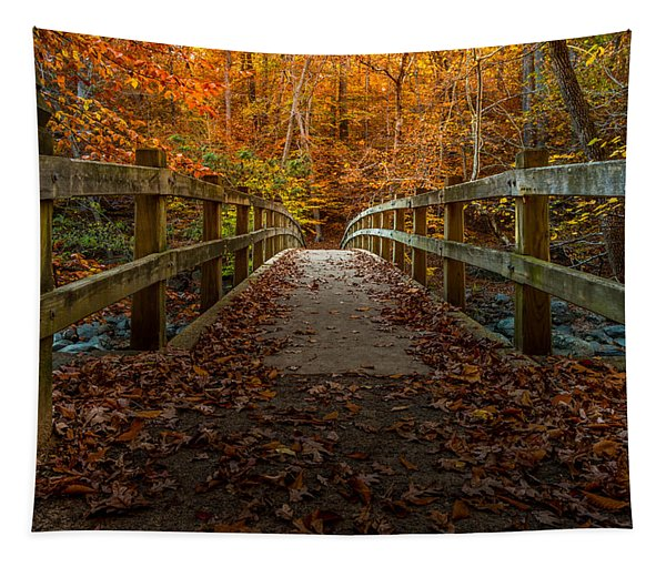 Bridge To Enlightenment 2 Tapestry