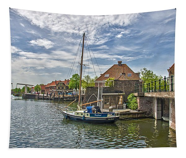 Brielle Harbour Tapestry