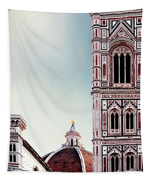 Campanile Tapestry