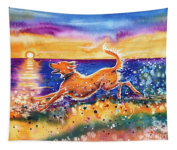 Catching The Sun Tapestry