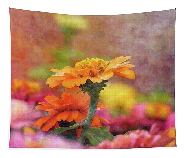 Cheerful Shades Of Optimism 1311 Idp_2 Tapestry
