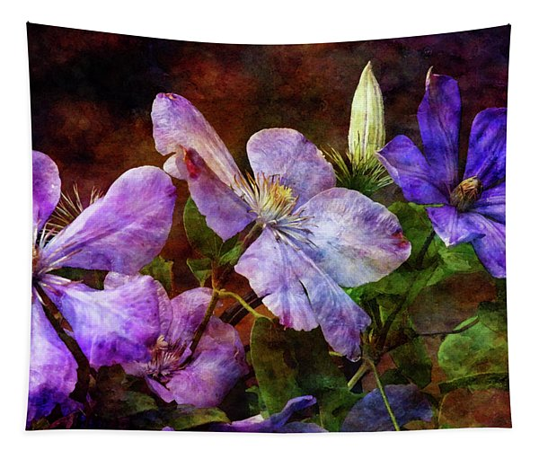 Clematis 1330 Idp_2 Tapestry