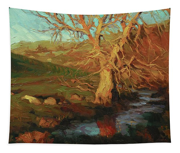 Close Of Day Tapestry