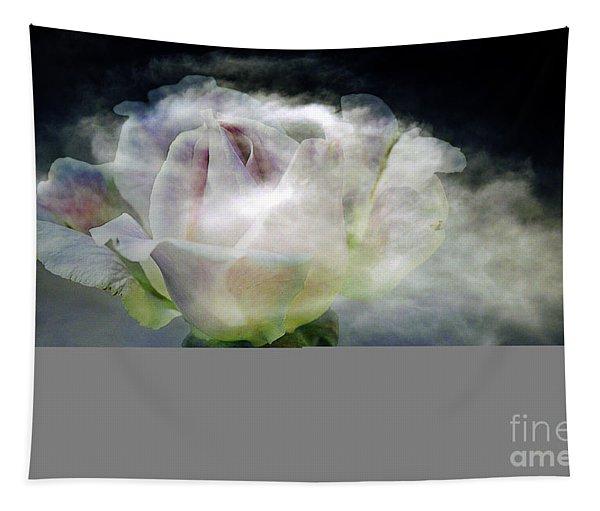 Cloud Rose Tapestry
