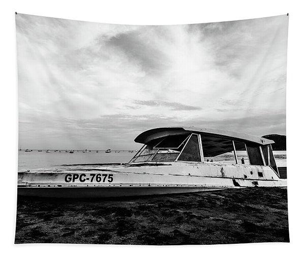 Coast Guardin  Tapestry