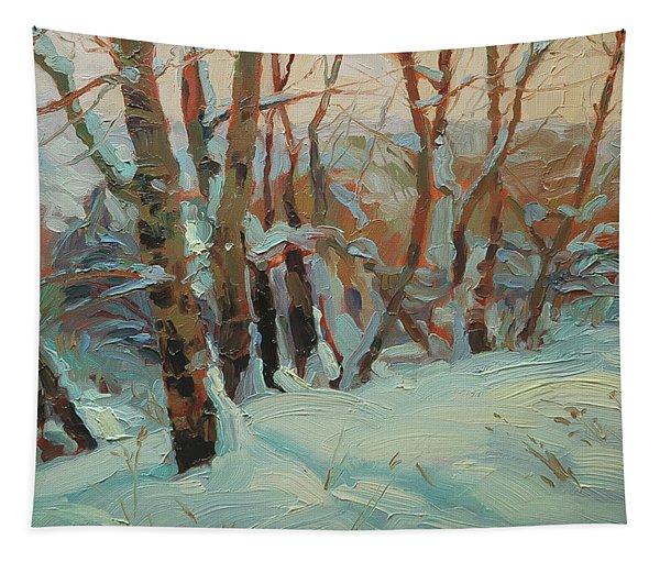 Cottonwood Grove Tapestry