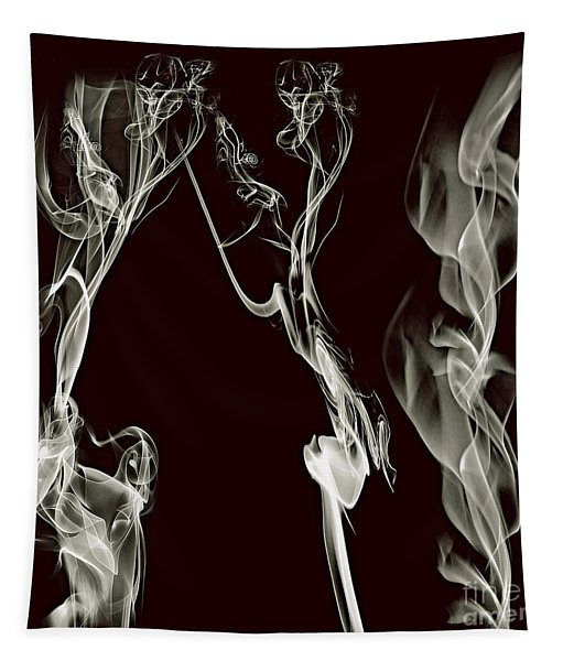 Dancing Apparitions Tapestry