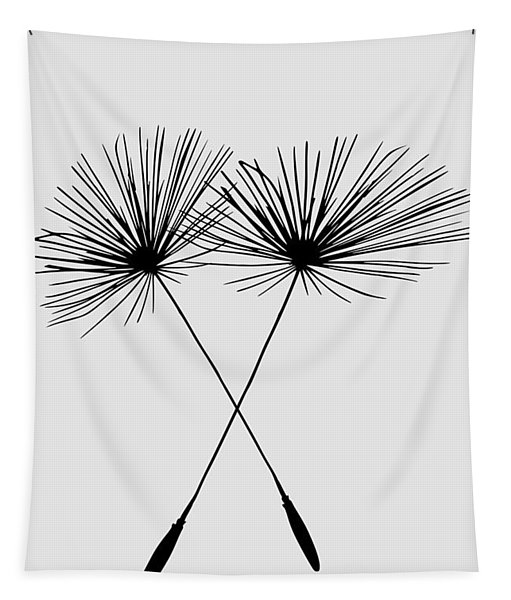 Dandelion Duo  Tapestry