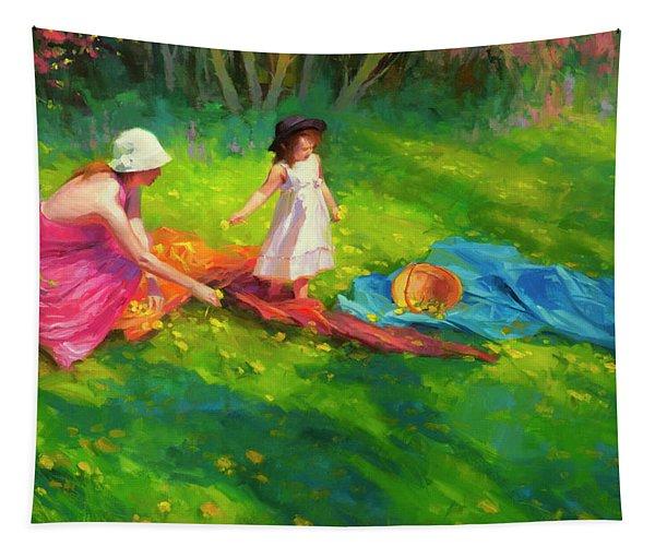 Dandelions Tapestry