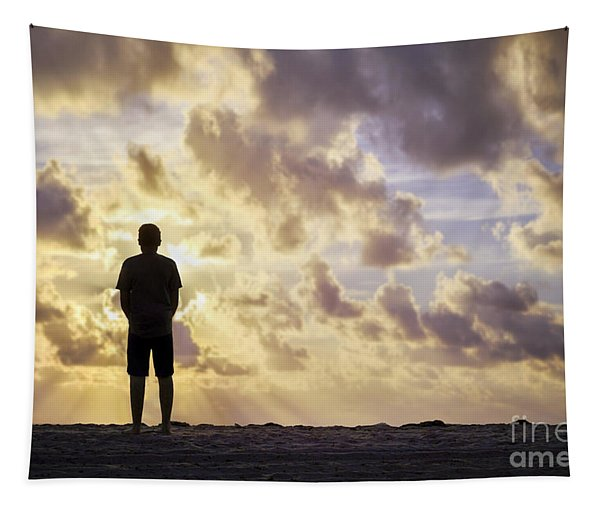 Dawn Patrol Tapestry