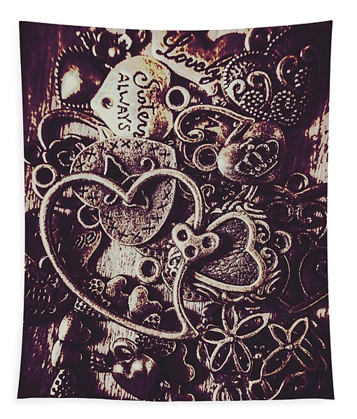 Decorating A Love Nest Tapestry