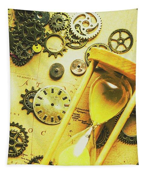 Displacing The Timeline Tapestry