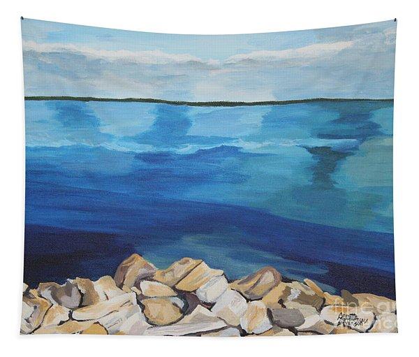 Dream Lake Tapestry
