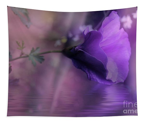 Dreaming In Purple Tapestry