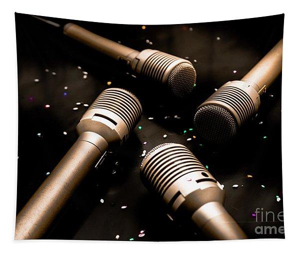 Dynamic Musical Nightclub Tapestry