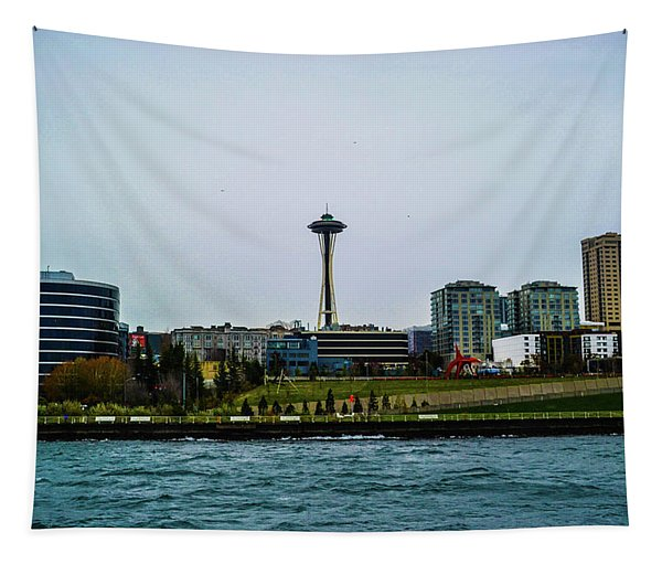 Emerald City Tapestry