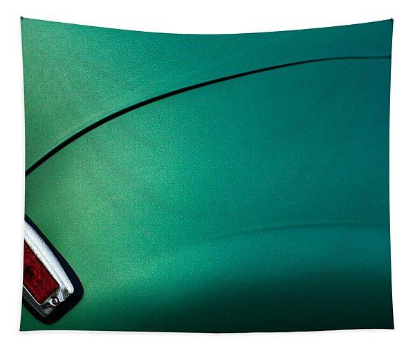 Emerald Frazer Tapestry