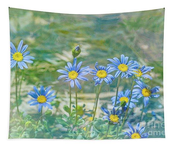 Feeling Blue Tapestry