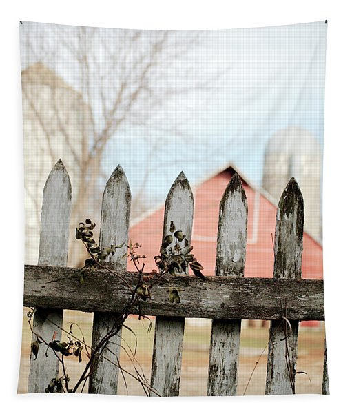 Fenceline Tapestry
