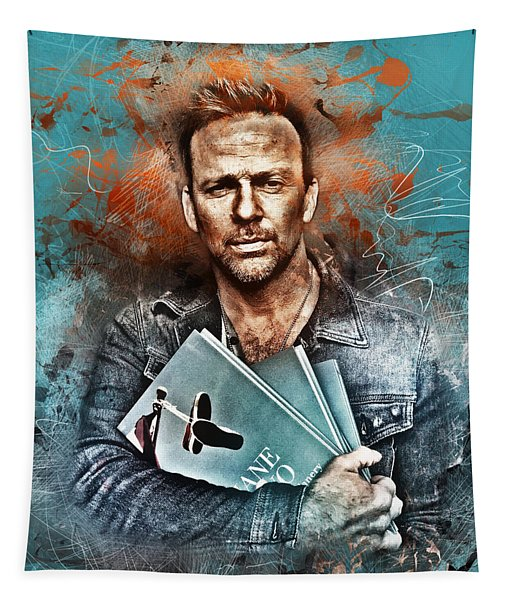 Flanery's Love Story Tapestry