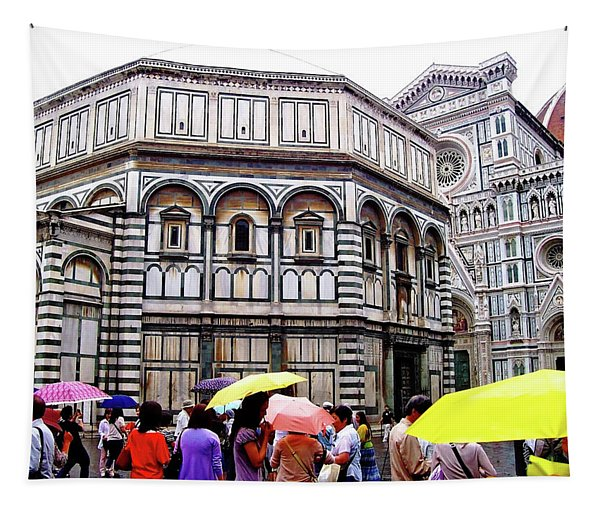 Florence Baptistery Tapestry