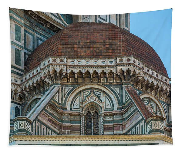 Florence Duomo Architecture Tapestry