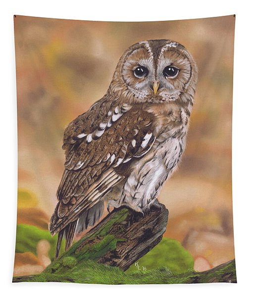 Free As A Bird Tapestry