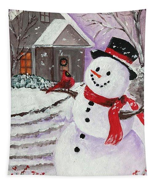 Frosty Tapestry