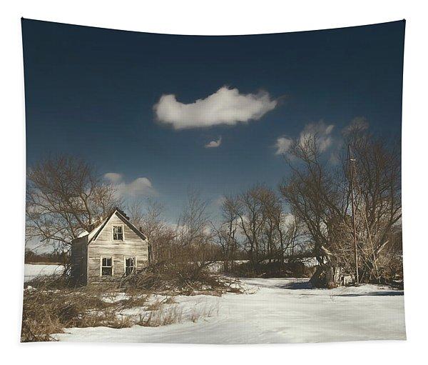 Frozen Stillness Tapestry