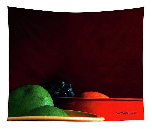 Fruit Art Photograph Tapestry