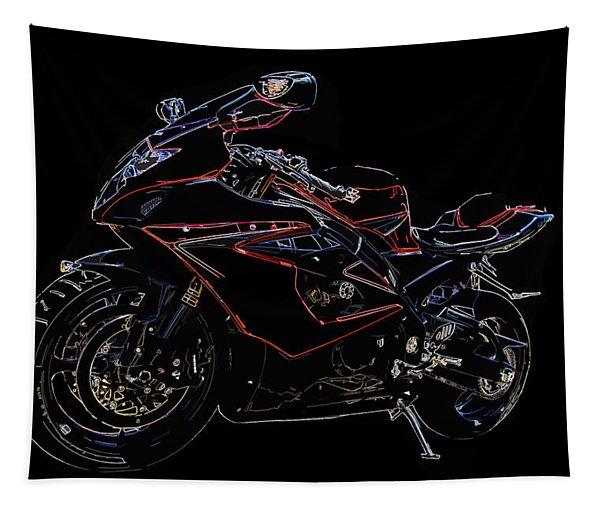 Full Throttle II Tapestry