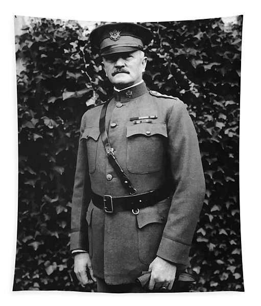 General John J. Pershing Tapestry